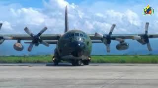 Curso de Paracaidismo Básico de los Cadetes de la AMEB