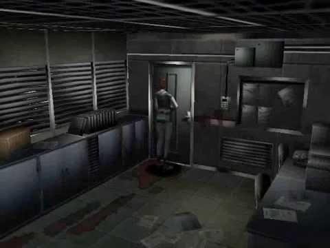 Dino Crisis - Resident Evil com dinossauros :D