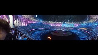 Clean Bandit  - Real Love  BAKU EUROPEAN GAMES CLOSSING CEREMONY