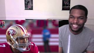 NFL Bad Lip Reading 2015 Reaction!