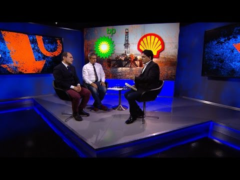 Yes Men in great parody of BP & Shell giving up tax relief!