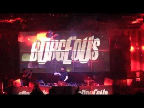 Borgeous Live in Malaysia @ Mixx Club Malacca 2015