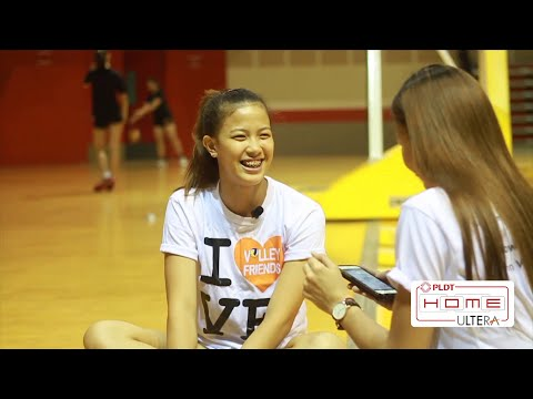 UST - Volley Friends Campus Invasion