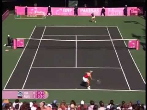 Maria Sharapova vs Shahar Pe'er Video