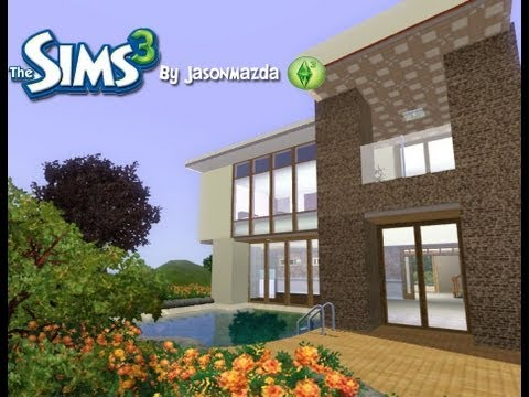 the sims 3 how to build with hills