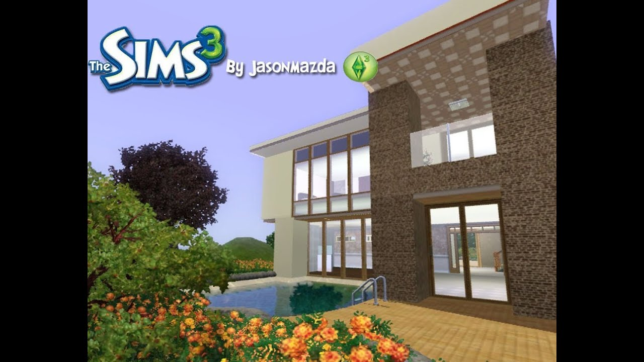 The Sims 3 House Designs Ancestor Hills Youtube