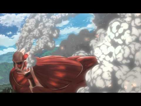 Attack On Titan: Trailer