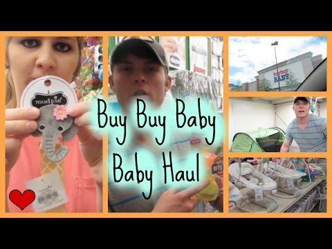 Buy Buy Baby-Baby Haul