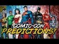 Comic-Con Movies Rumors!