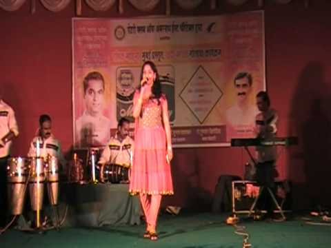 Mrinalini Gharart performing for Music Today at Ambernath on...