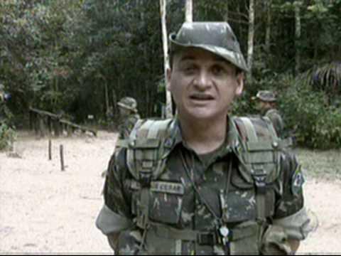 Guerreiros do Brasil - Jornal da record 10/08/09