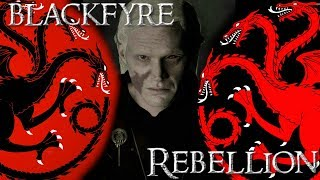 The Blackfyre Rebellions in 10 Minutes | Black Dragons and Blood Ravens | Game of Thrones