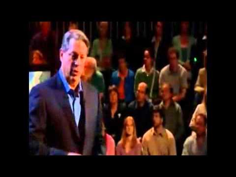 Al Gore Global Warming in 10 min   YouTube