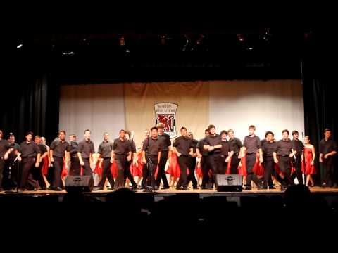 Newton High School Show Choir.MOV