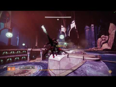 D2 Forsaken: Solo Last Wish Raid Boss Kalli