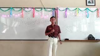 SINGING PRACTICE XI BHS