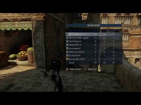 UNCHARTED 3 - Live FFA And Classic - Rampant #53 - 20-0   24-4 #101