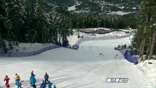 Men's Downhill Alpine Skiing Full Event - Vancouver 2010 Winter Olympics