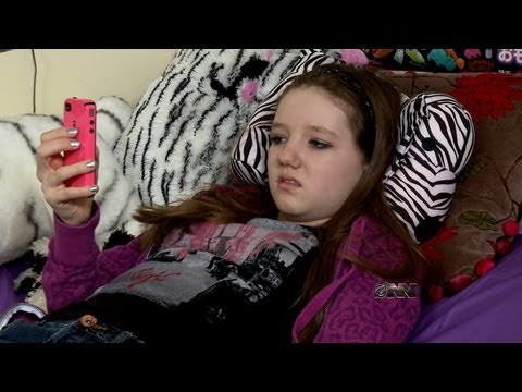 Brain-dead Teen, Only Capable Of Rolling Eyes And Texting, To Be Euthanized video