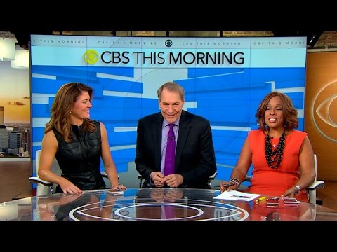 """CBS This Morning"" hosts reflect on 1,000 broadcasts"