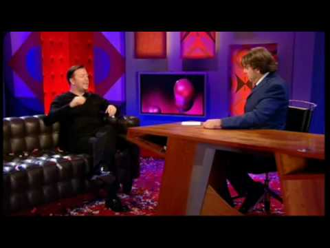 Ricky on Jonathan Ross - Sep 2009 - Part Two