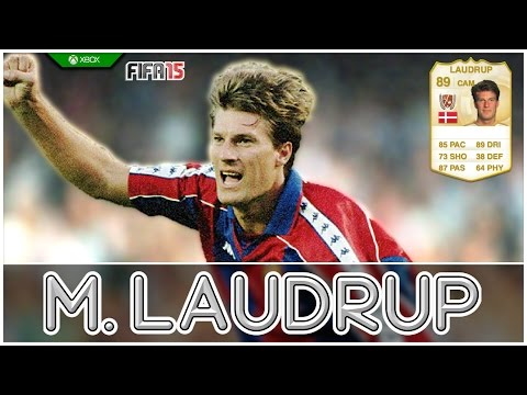 FIFA 15 | Legend Review | Michael Laudrup !