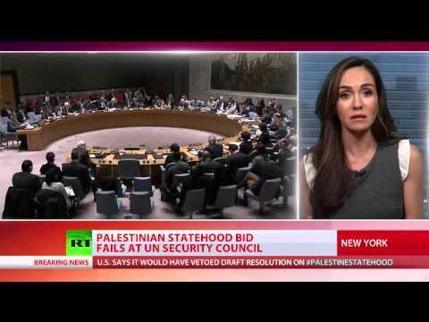 Israel : Palestinian Statehood rejected by the U.N. leaves door open for Antichrist (Dec 31, 2014)