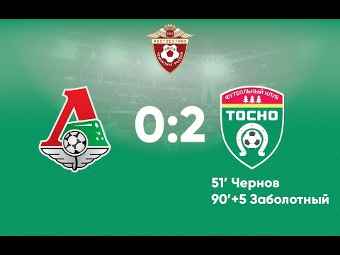 РФПЛ - 6 тур - Обзор матча: Локомотив - Тосно.