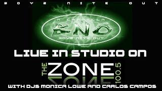 Boyz Nite Out - LIVE On KZZO 100.5 FM