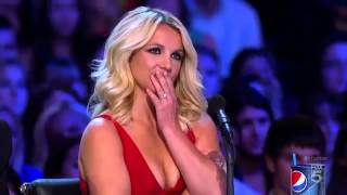 Demi Lovato Cries on Jillian Jensen X Factor USA 2012 Audition