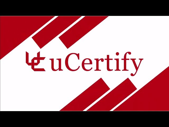uCertify Mobile App Features
