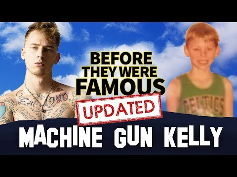 MACHINE GUN KELLY | Before They Were Famous | Rap Devil | UPDATED