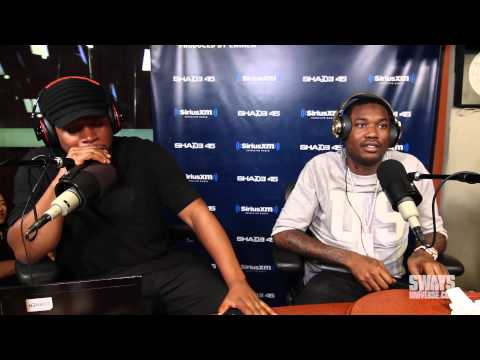 Meek Mill (@MeekMill) Interview on Sway In The Morning