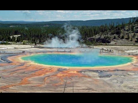 Yellowstone National Park 2009 et 2011