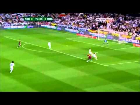 Lionel Messi vs Real Madrid / 20.04.11 Copa del Rey Final