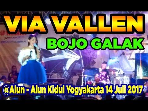 Via Vallen - Bojo Galak Live Alun Alun Kidul Jogja HD