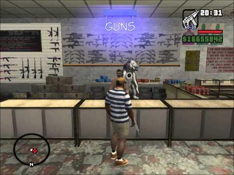 download gta san andreas : cool glitch lol!! video mp3 mp4
