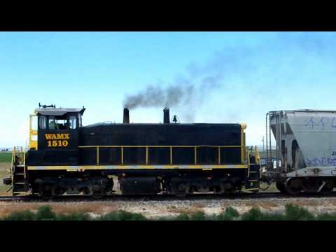 Chasing The Eastern Idaho Railroad