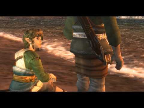 The Legend of Zelda A Link Between Worlds 3DS - The Legend of Zelda Twilight Princess 1080p (Dolphin Emulator Quality Test)