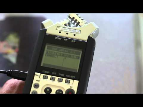 Zoom H4N Review - Audio Recorder