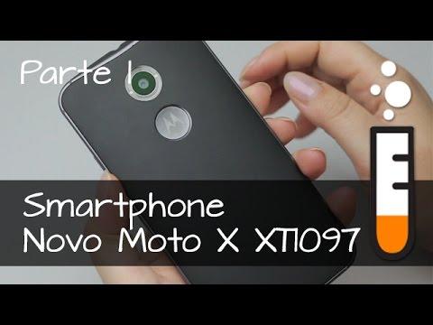 Novo Moto X XT1097 Motorola Smartphone - Vídeo Resenha - Parte 1