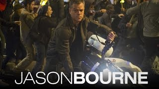 JASON BOURNE - In Theaters Friday (Purpose) (HD)