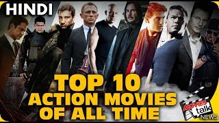 Top 10 Action Movies Of All Time [Explained In Hindi]