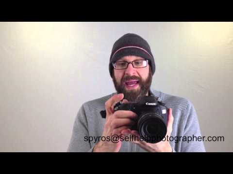 How to set Aperture, Shutter Speed and ISO when shooting in Manual Mode