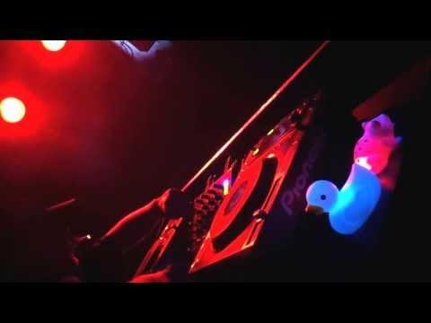 Springfield @ JUICE CLUB HAMBURG 25.08.2013 Part 2 with GOAZILLA & HYPNO TEAM