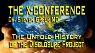 Untold History of the Disclosure Project - Steven Greer MD LIVE