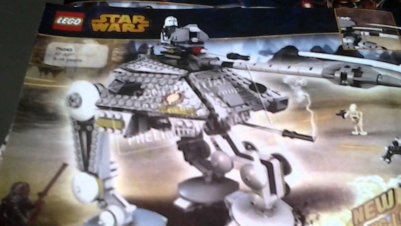 neue lego star wars sets 2014 new sets preview youtube. Black Bedroom Furniture Sets. Home Design Ideas