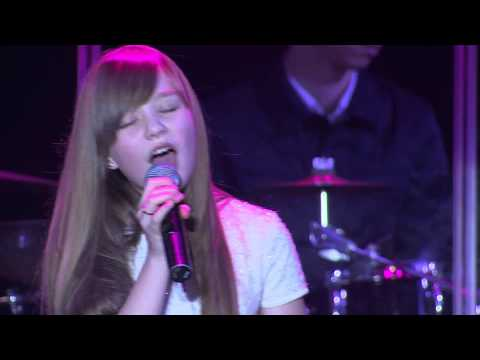 I Will Always Love You by Connie Talbot.