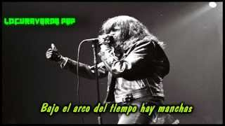 The Ramones- Pet Sematary- (Subtitulado en Español)