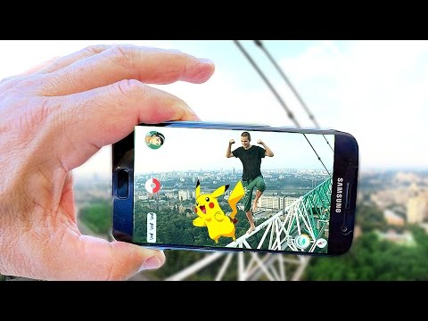 УЖАСНАЯ СМЕРТЬ ИЗ-ЗА Pokemon Go!